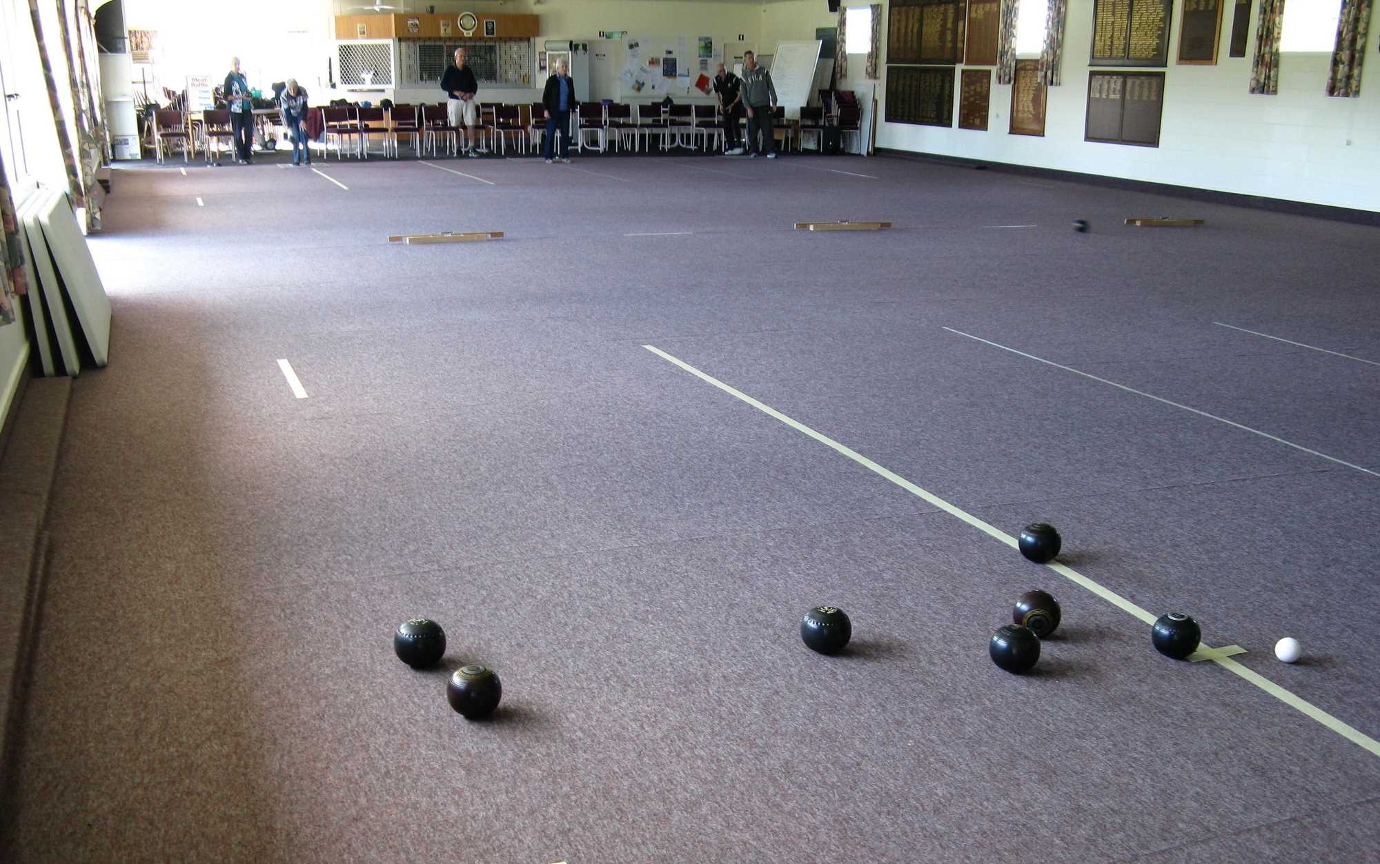 The Winter Indoor competition is very popular