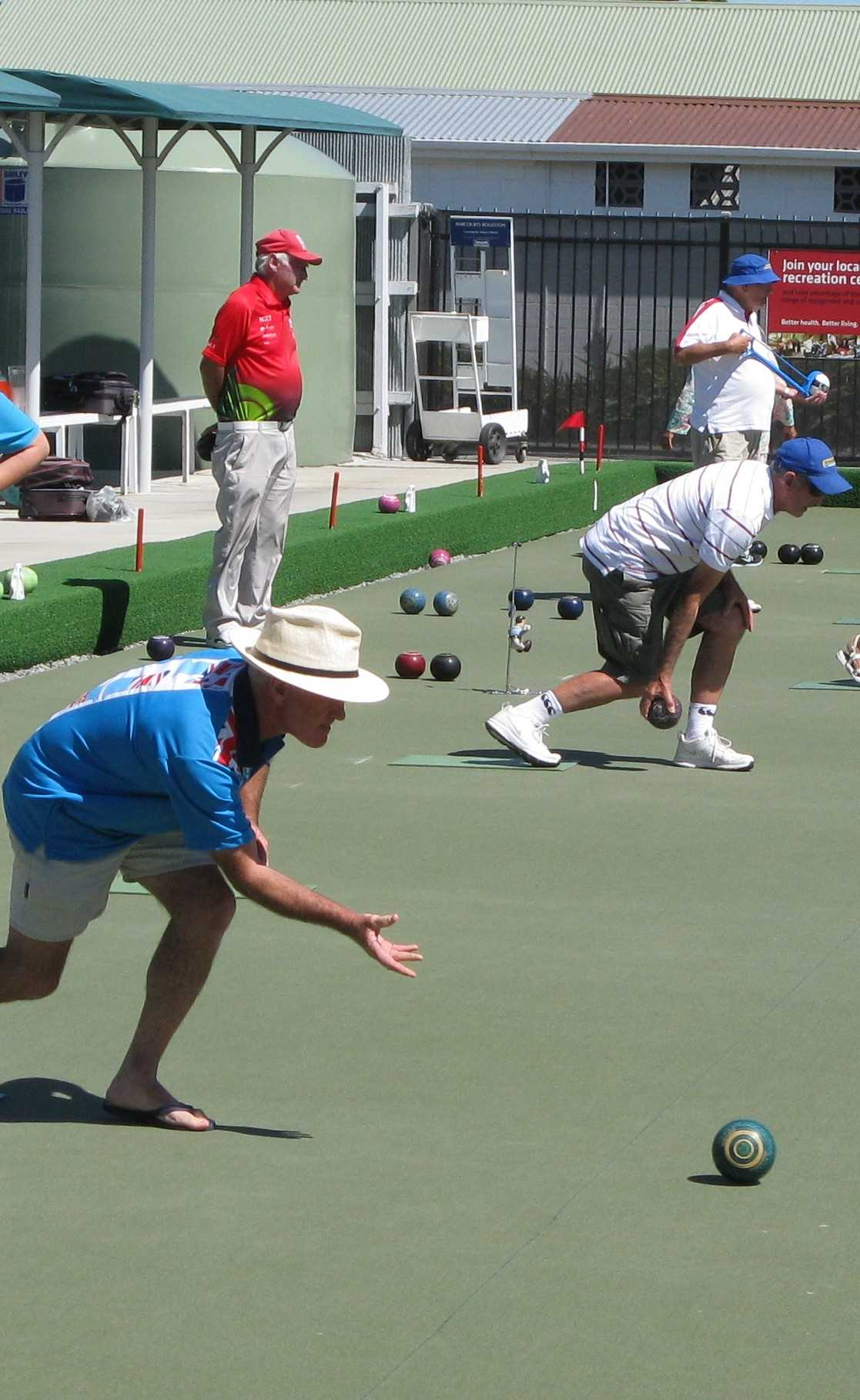 The Lincoln Bowling Club 2-4-2 Pairs Tournament