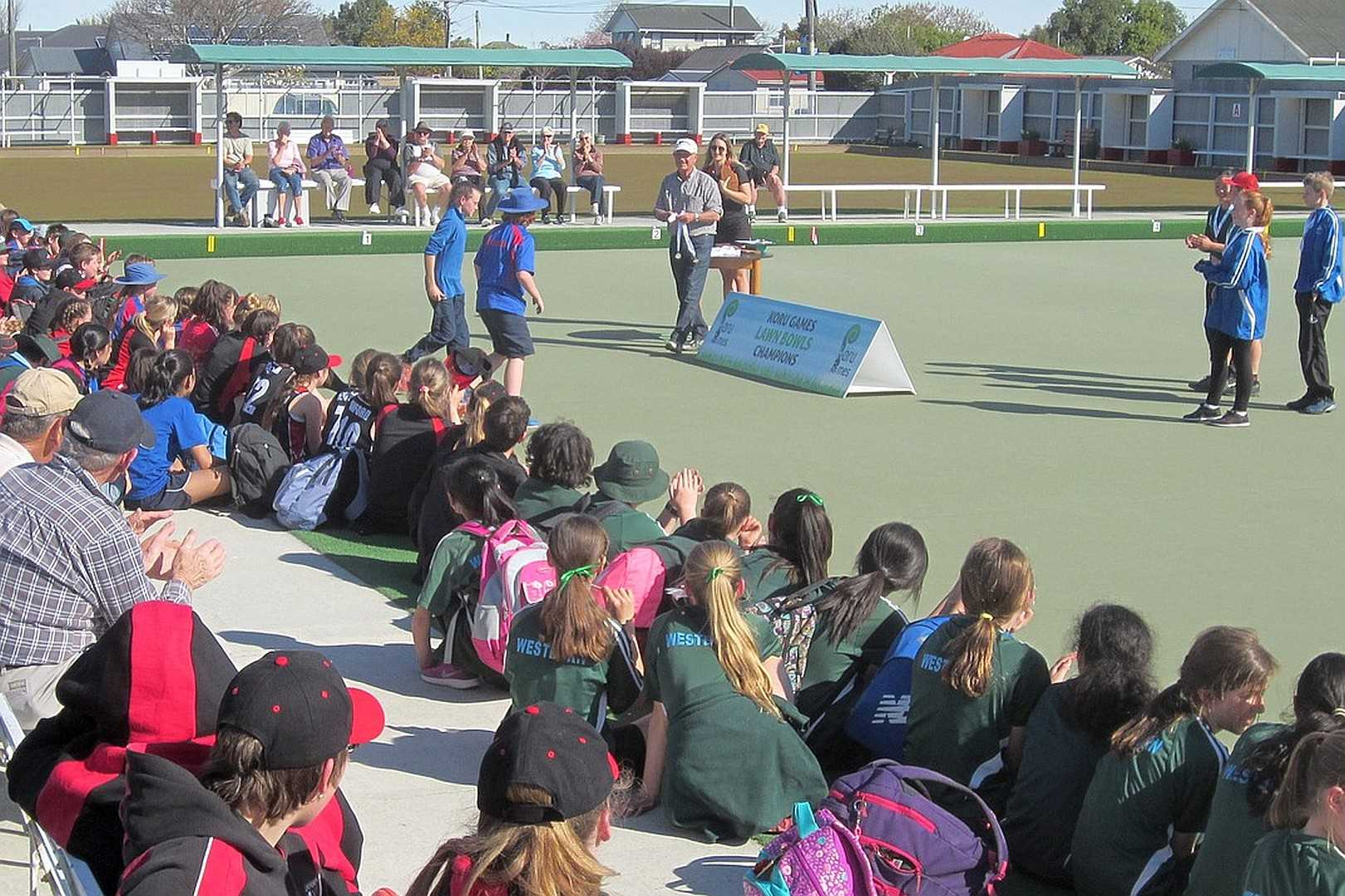 Koru Games for Schools - The Prizes