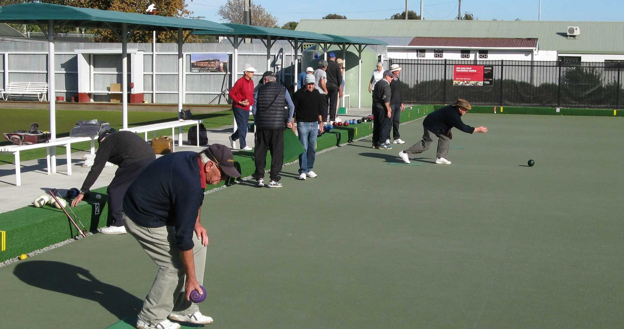 Winter Wednesday 9 May - Singles and Triples