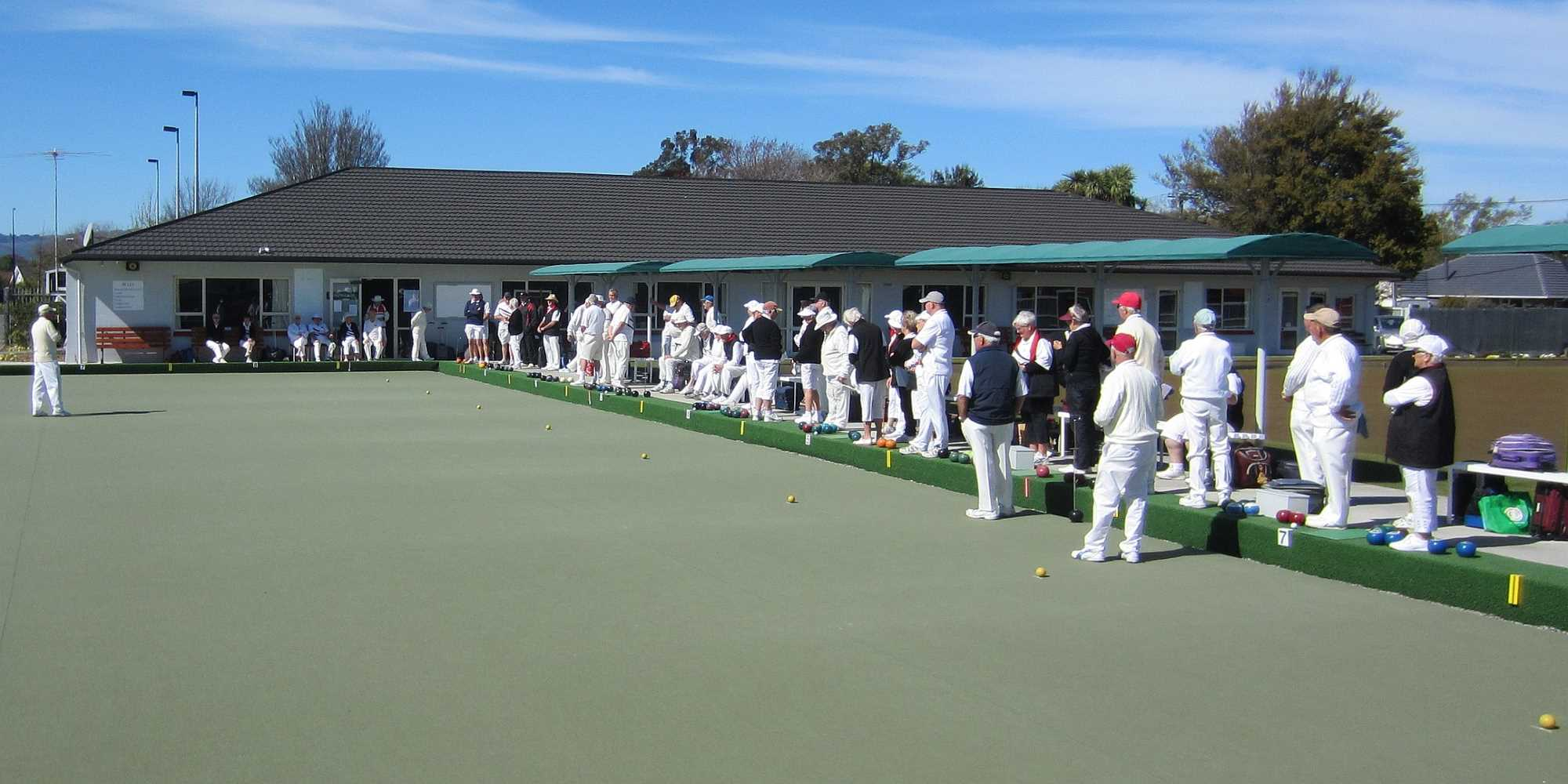 Opening Day - 22 September- President Brian welcomes players to the new season.