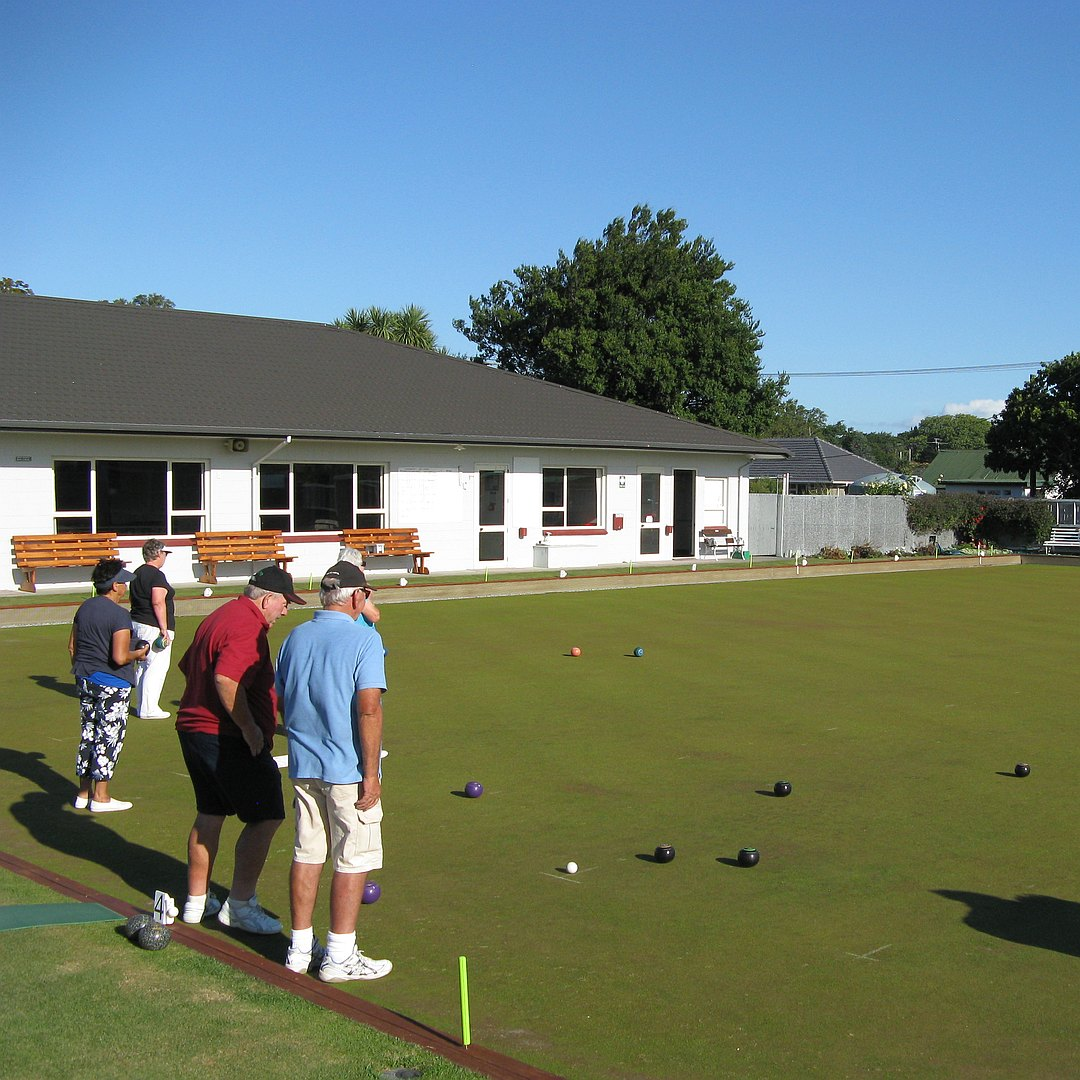 Evening Bowls at the Social Evening on 26 January
