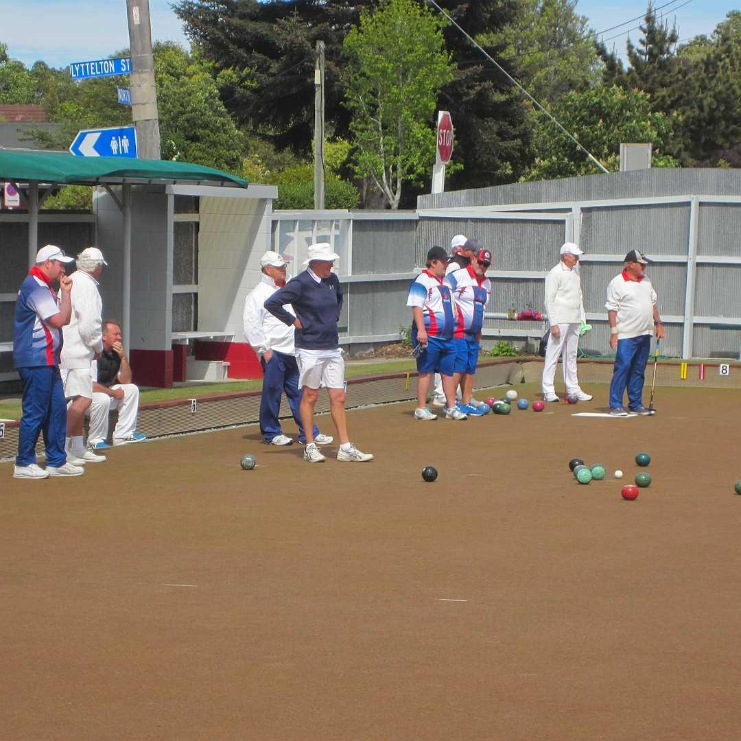 Saturday AM at the LBC : Mens 3 x 4's Pennants vs Parklands