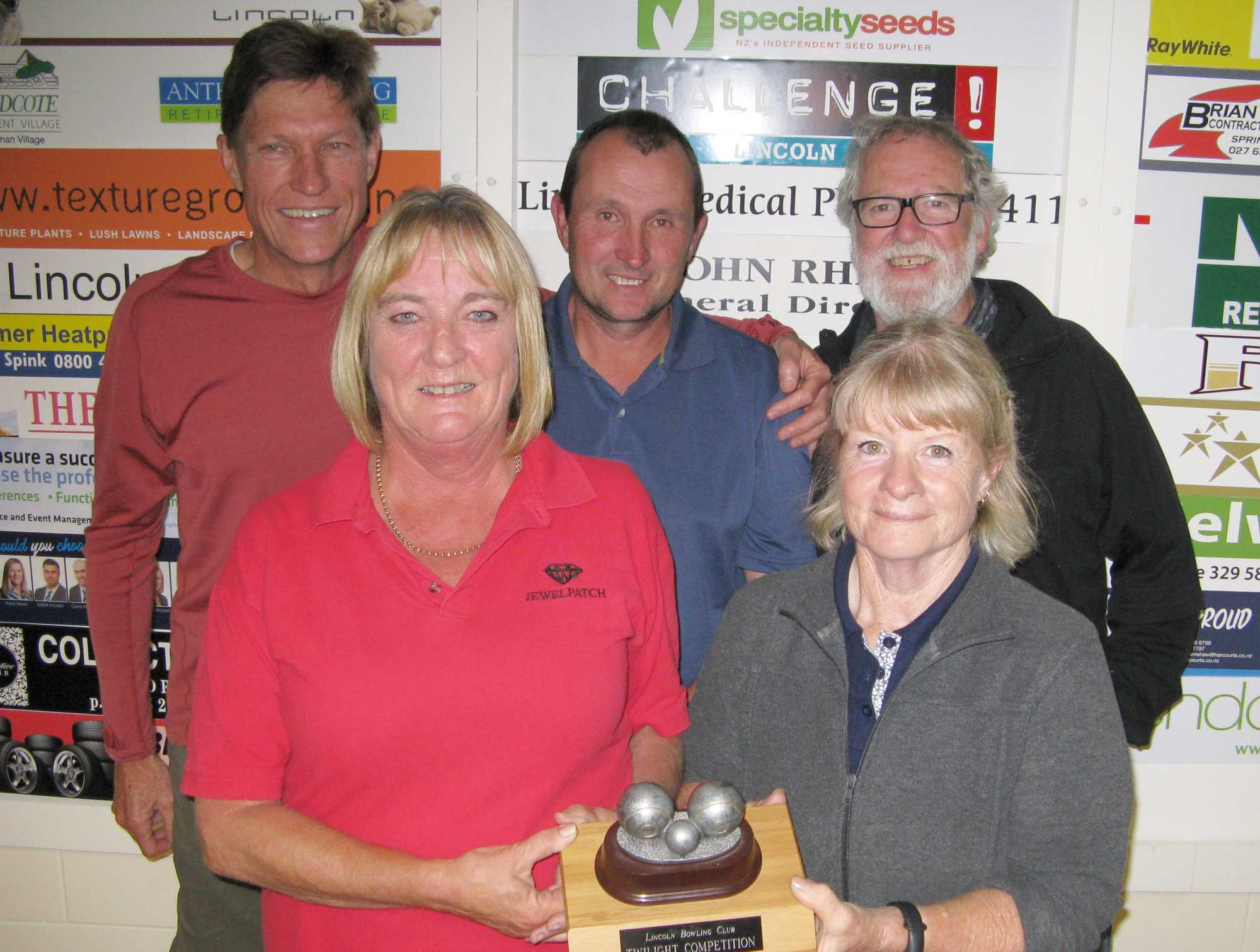 """Community Bowls 2019 - Overall Winners """"Go Bowlers 2"""""""
