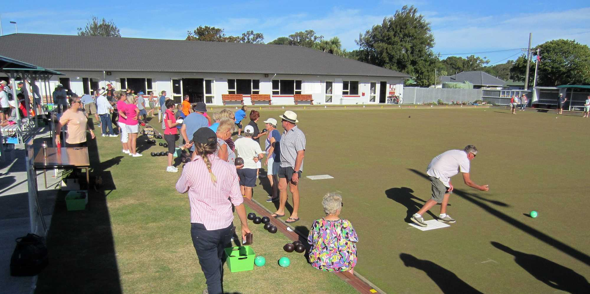 Community Bowls 11 February