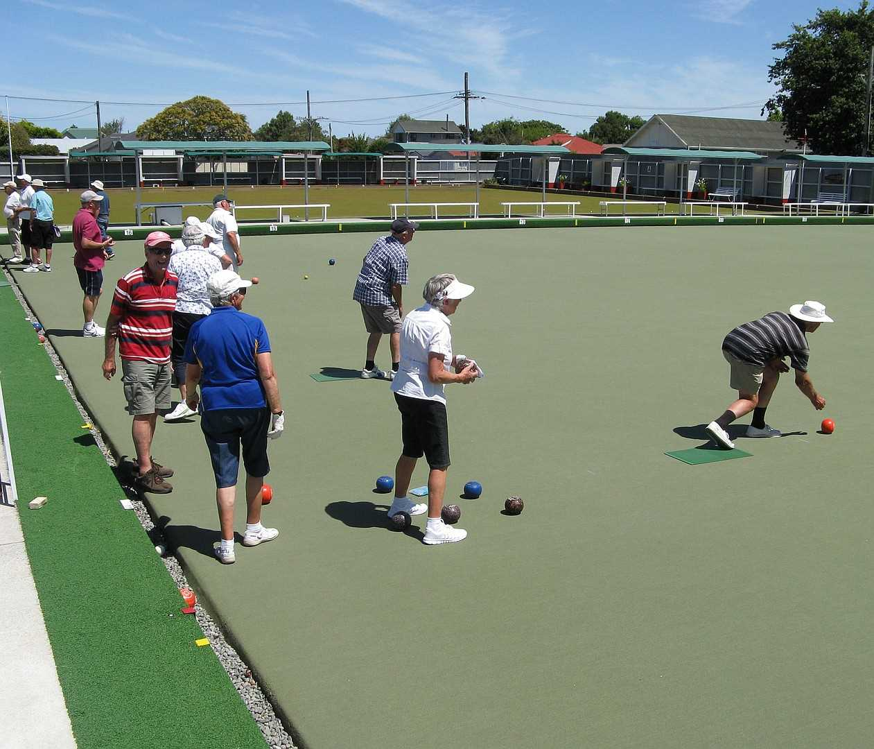 The First Club 'Fast Fives' Social Games on 5 January.