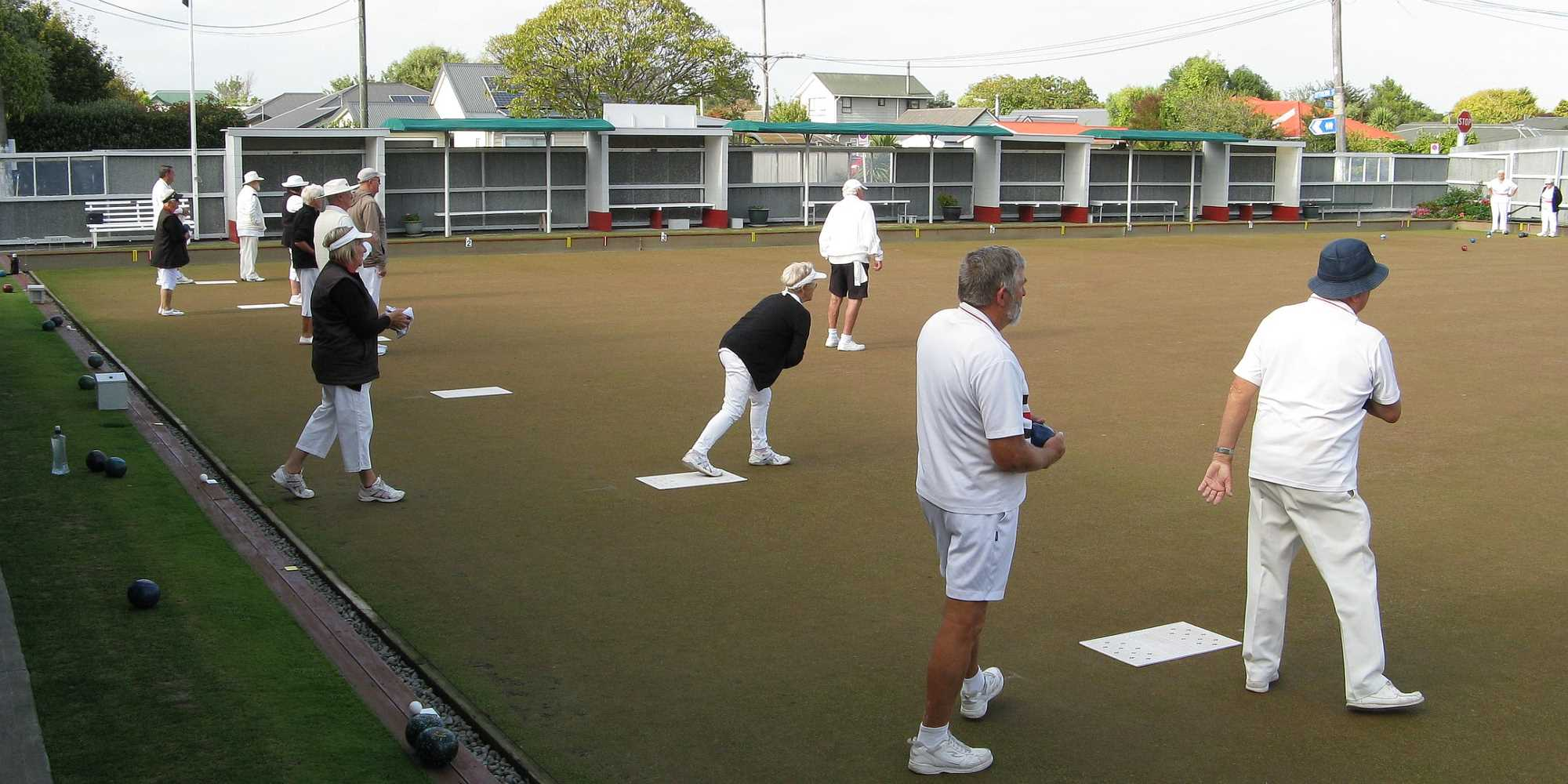 Martin Cup - the Start of Bowling