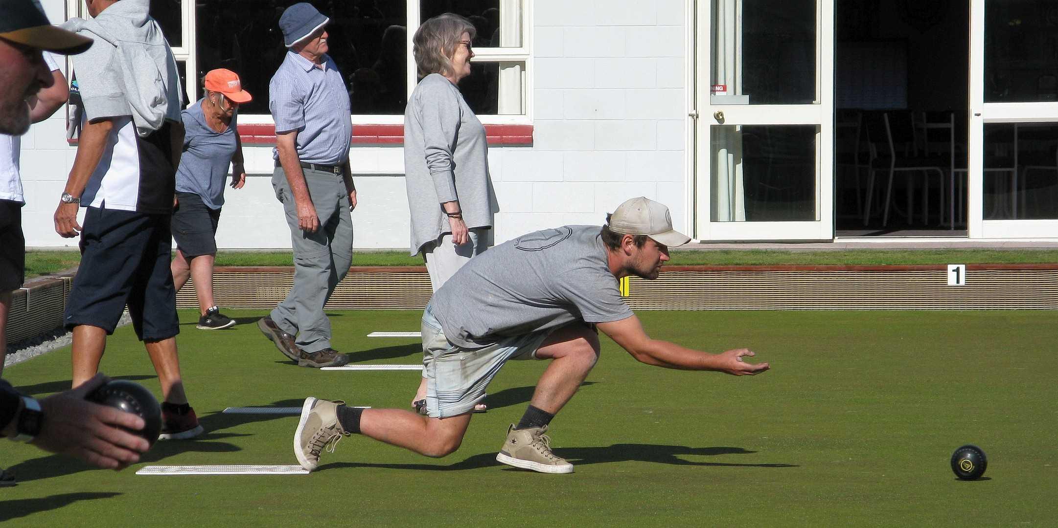 Community Bowls 18 Jan 2021