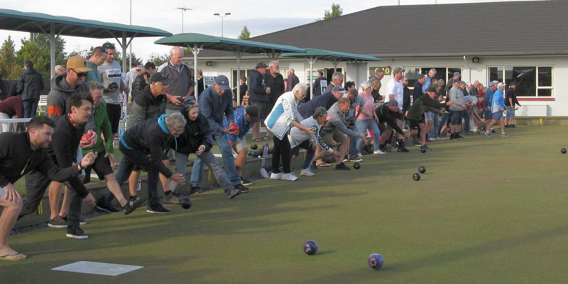 Community Bowls - 8 March 2021 - The Ditch to Ditch contest.