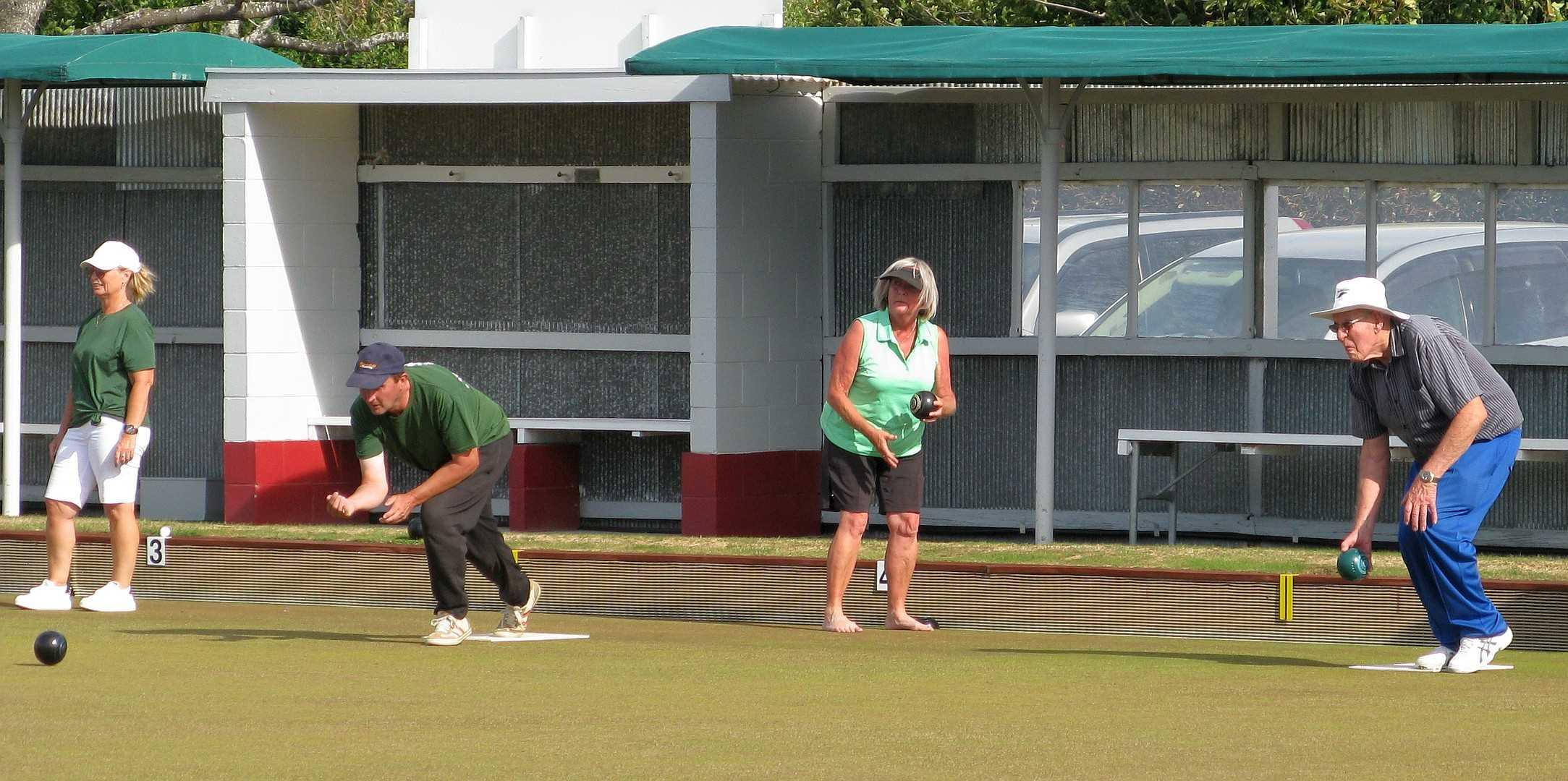 Community Bowls - 25 January 2021