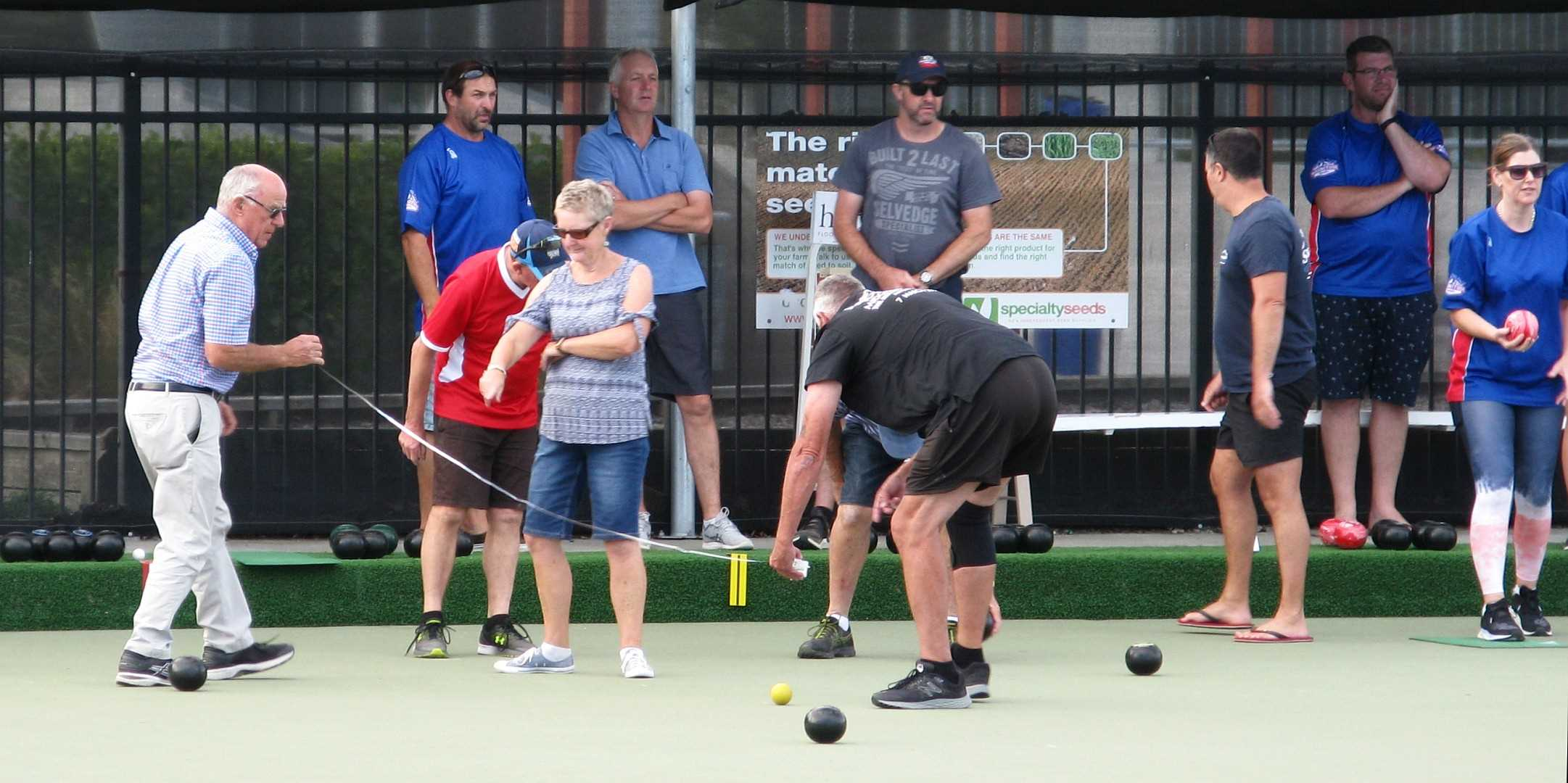 Community Bowls - 1 February 2021