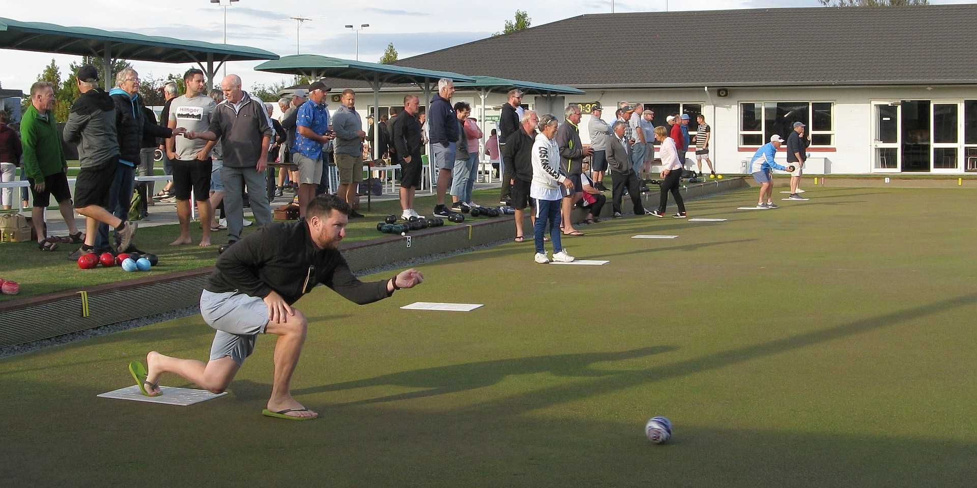 Community Bowls - 8 March 2021