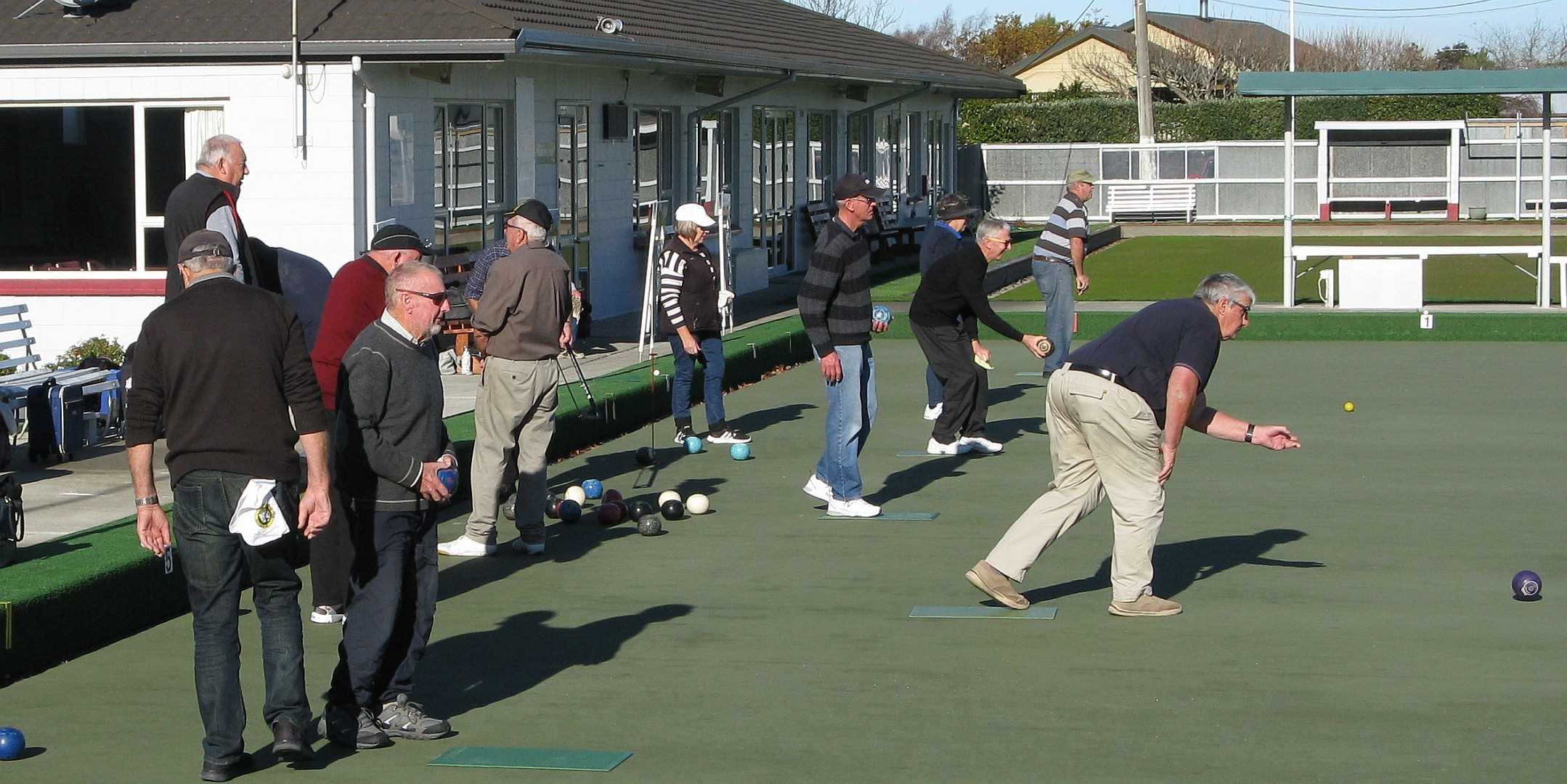 Winter Roll-up with 34 Bowlers - 10 June 21