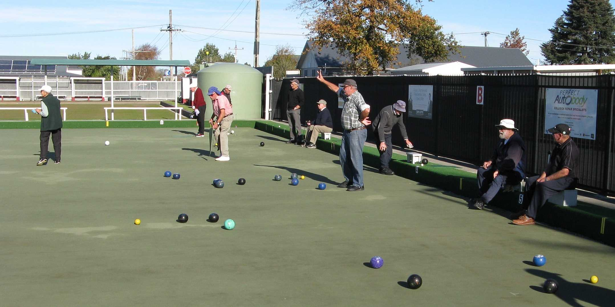 The Winter Roll-up - 26 Bowlers - 20 May 2021