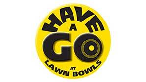 Have a Go at Lawn Bowls Logo